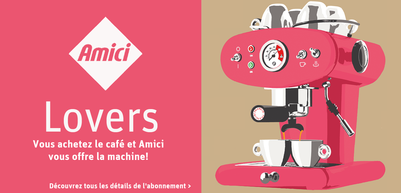 Abonnements Amici Lovers